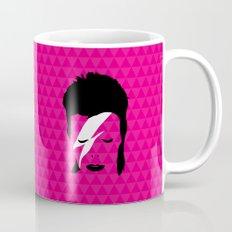 Ziggy Stardust - Pink Mug