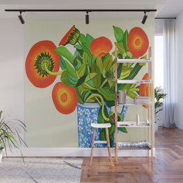 Marigolds Wall Mural