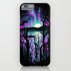 Night With Aurora iPhone 6s Slim Case