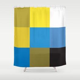 EDSC Shower Curtain