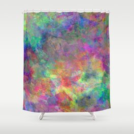 Number Forty-two Shower Curtain