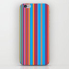 Stripes-013 iPhone Skin