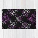 Dark Vintage Lace Pattern by danflcreativo