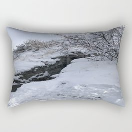 Homestead Crater Rectangular Pillow