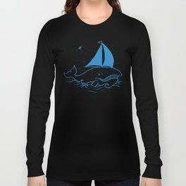 Whaleboat Long Sleeve T-shirt