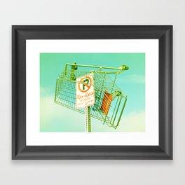 Wednesday Morning... Framed Art Print