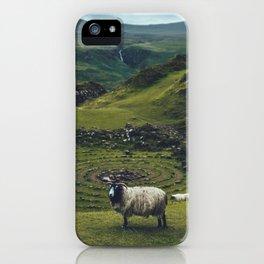 Fairy Glen iPhone Case