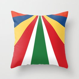 Diversions Perspective #1 Throw Pillow
