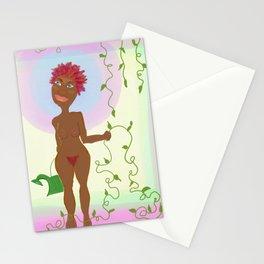 Grateful Lady Stationery Cards
