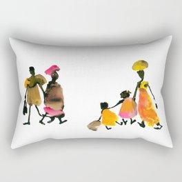 Family reunion Rectangular Pillow