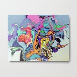 Noname Metal Print