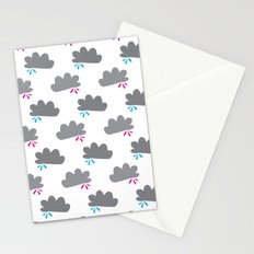 Rainclouds Stationery Cards