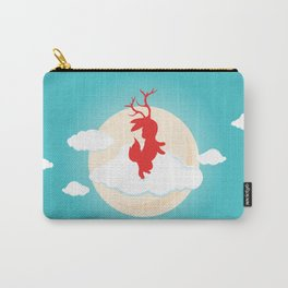 Jackalope Carry-All Pouch