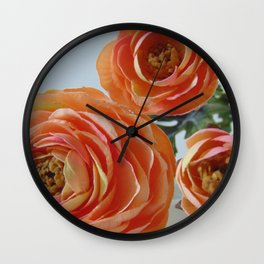 Happy Wall Clock