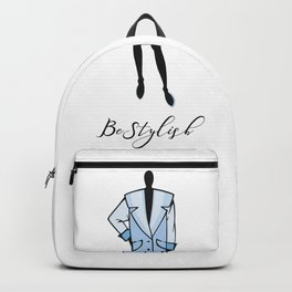 lady clothes icon Backpack