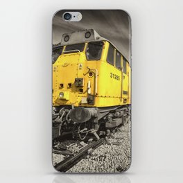 Class 31 at Exeter Riverside iPhone Skin