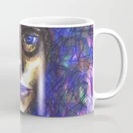 Stabilo Girl Coffee Mug