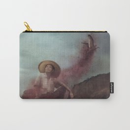 Releasing Grace Carry-All Pouch
