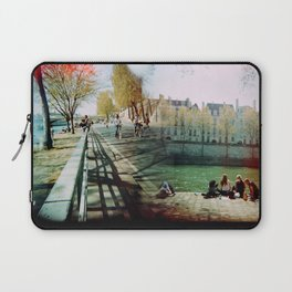Paris in the Spring Time 2 Laptop Sleeve