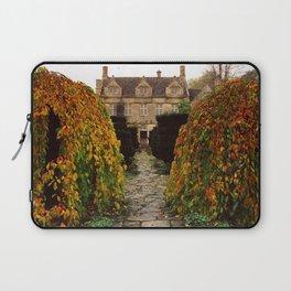 Barnsley House In Autumn Laptop Sleeve