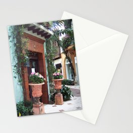On The Avenue Notecard  Stationery Cards