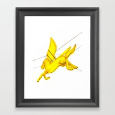 Pegasus - Chinatown Framed Art Print