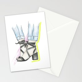 Jean series nº1 Stationery Cards