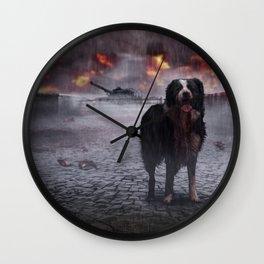 Apocalyptic Wall Clock