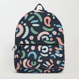 Funny doodle Backpack