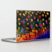 trout Laptop & iPad Skins featuring Beautiful Skin, Brook Trout by James Lady