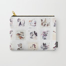 Collection 25 ~ Los Caprichos Carry-All Pouch