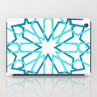 arabic iPad Cases featuring Arabic Pattern by Soso Creation