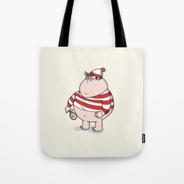 Where's Willy? Tote Bag