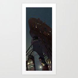 L_H Art Print