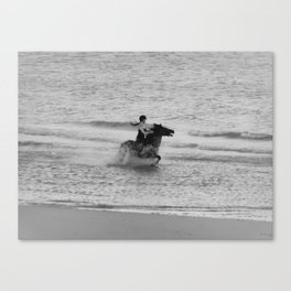 Gallop Canvas Print