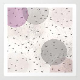 Lightdots Art Print