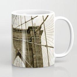 Brooklyn Bridge NYC Coffee Mug