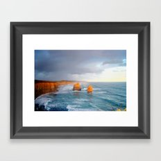 Australia's South Coast Framed Art Print