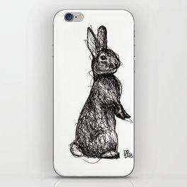 Woodland Creatures: Rabbit iPhone Skin