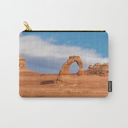 Delicate Arch 0415 - Arches National Park, Moab, Utah Carry-All Pouch