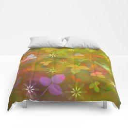 Spring flowers 02 Comforters