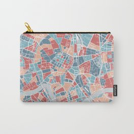 Krakow map Carry-All Pouch