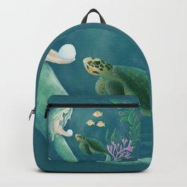Mermaid's Gift Backpack