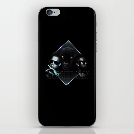That Ish Cray iPhone & iPod Skin