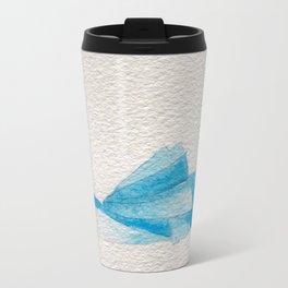 Origami-Swan Travel Mug