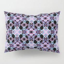 Don't Be Cross- BlackLight Purples Pillow Sham