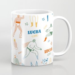 Lucha libre Coffee Mug