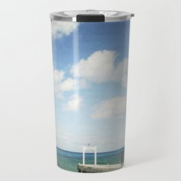 Carribean sea 7 Travel Mug
