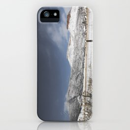 Indian Lookout Mountain iPhone Case