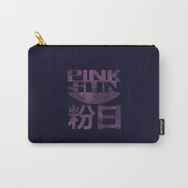 Pink Sun - Light Carry-All Pouch